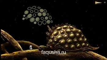 Прохождение головоломки с черепахой в Samorost 3