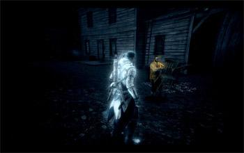 Сканирование ремесленников в поместье Дэвенпорт в Assassin's Creed 3