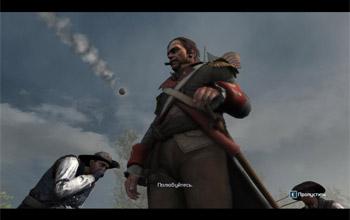 Генерал Патнэм в битве при Банкер-Хилле в Assassin's Creed 3