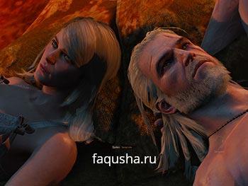 Романтические отношения, роман и секс с Кейрой Мец в The Witcher 3: Дикая Охота