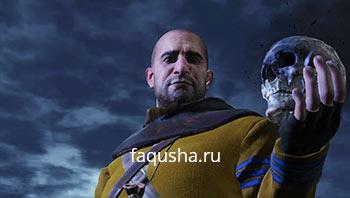 Выбор Гюнтера О'Дима и смерть Ольгерда фон Эверека в дополнении 'Каменные сердца' в The Witcher 3: Дикая Охота