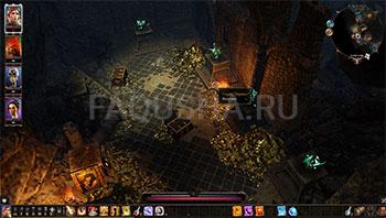 Divinity: Original Sin 2: броня Бракка в сокровищнице в конце Таинственной пещеры на Гулких топях