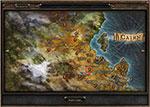 Карта с местоположением алтаря набожности в Забытых глубинах в Grim Dawn