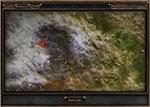 Карта с местоположением алтаря набожности в Бастионе Хаоса в Grim Dawn