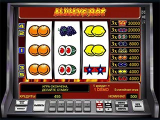 Популярные игровые автоматы в казино Гаминатор