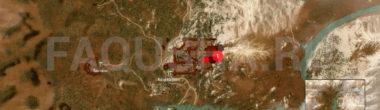 Карта задания 'В гостях хорошо, а дома лучше' в 'Ведьмаке 3'
