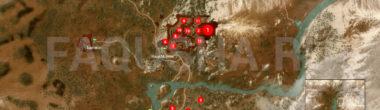 Карта задания 'Битва к Каэр Морхене' в 'Ведьмаке 3'