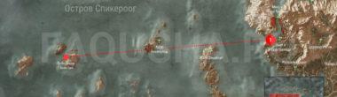 Карта задания 'Дитя Старшей Крови' в 'Ведьмаке 3'