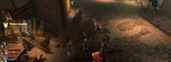 """Прохождение задания """"Все, что останется"""" в Dragon Age 2"""