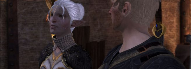 """Прохождение задания """"Предательство в Тени"""" в Dragon Age 2"""