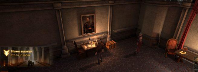 """Прохождение задания """"Кто-то из своих"""" в Dragon Age 2"""
