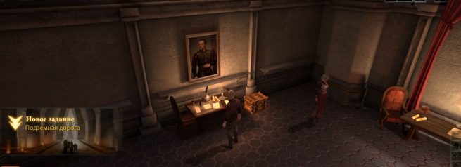 """Прохождение задания """"Подземная дорога"""" в Dragon Age 2"""