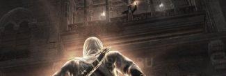 Assassin's Creed: встреча с Аль-Муалимом в райском саду Масиафа в седьмом блоке памяти