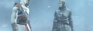 Assassin's Creed: беседа с Марией Торпе в Иерусалиме в шестом блоке памяти