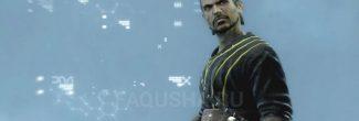 Assassin's Creed: предсмертная беседа с Талалом в Иерусалиме в третьем блоке памяти