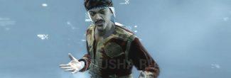 Assassin's Creed: предсмертная беседа с Тамиром в Дамаске во втором блоке памяти