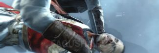 Assassin's Creed: смерть Вильяма Монферрата в Акре в четвертом блоке памяти