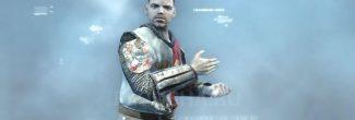 Assassin's Creed: предсмертная беседа с Вильямом Монферратом в Акре в четвертом блоке памяти