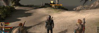Чистая железная кора для Солвитуса на Опушке с железными деревьями в Dragon Age 2