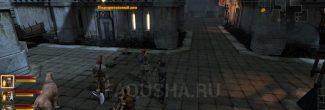 """Расположение логова """"Невидимых сестер"""" в задании """"Спокойной ночи, девочки"""" в Dragon Age 2"""