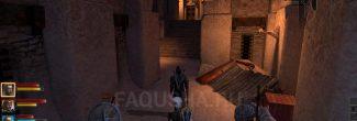"""Расположение логова """"Подрезков"""" в задании """"Низкий город"""" в Dragon Age 2"""