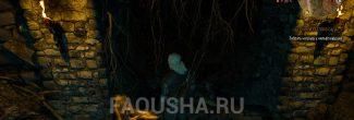 Останки ведьмака колгрима с чертежом серебряного меча на кладбище Белого Сада в задании 'Ведьмачьи древности: Снаряжение школы Змеи' в 'Ведьмаке 3'