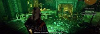 """Шестой дух на третьем этаже башни в Коломнице в задании """"Мышиная башня"""" в """"Ведьмаке 3"""""""