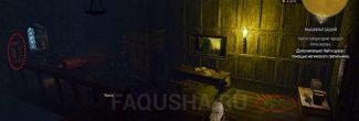 """Потайная дверь в лабораторию Александэра в Коломнице в задании """"Мышиная башня"""" в """"Ведьмаке 3"""""""