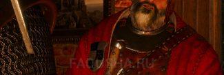 """Беседа с Кровавым Бароном о Тамаре в задании """"Дела семейные"""" в """"Ведьмаке 3"""""""