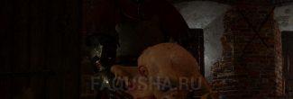 """Первая встреча с Умой в задании """"Дела семейные"""" в """"Ведьмаке 3"""""""