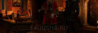 """Беседа с Кровавым Бароном об Уме в задании """"Дела семейные"""" в """"Ведьмаке 3"""""""