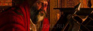 """Беседа с Кровавым Бароном о появлении игоши в задании """"Дела семейные"""" в """"Ведьмаке 3"""""""