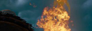 """Дух отца ворожея в каменном кругу на Коломницах в задании """"Дяды"""" в """"Ведьмаке 3"""""""