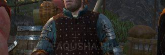 """Встреча Лето и Людвика в бандитском лагере в задании """"Призраки прошлого"""" в """"Ведьмаке 3"""""""