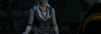 """Беседа с Кейрой Мец о Магическом светильнике в эльфийских руинах в """"Ведьмаке 3"""""""