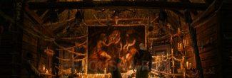 """Ведьмы с Кривоуховых топей в задании """"Шепчущий холм"""" в """"Ведьмаке 3"""""""