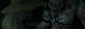 """Нападения волколака Неллена на Маргариту в задании """"Дикое сердце"""" в """"Ведьмаке 3"""""""