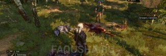 Охота на диких собак вместе с Мыславом в задании 'Бестия из Белого Сада' в 'Ведьмаке 3'