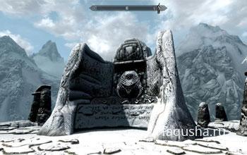 Обелиски со Слова Силы в The Elder Scrolls V: Skyrim