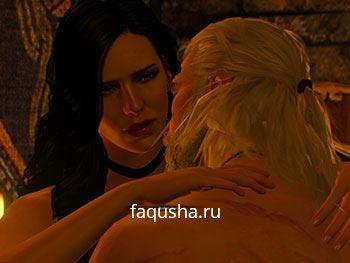 Романтические отношения, роман и секс с Йеннифер в The Witcher 3: Дикая Охота
