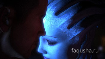 Романы в Mass Effect