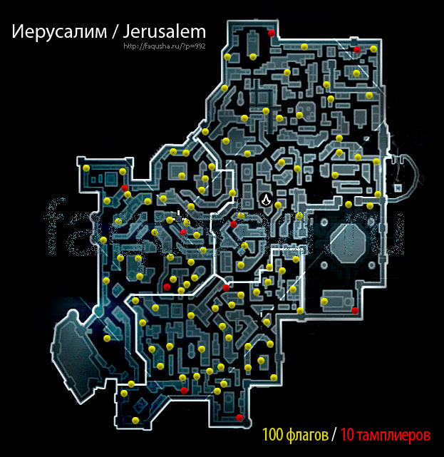 интерактивная карта с