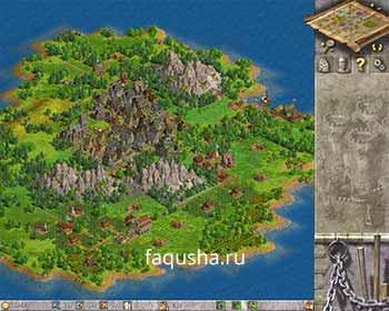 Развитие колонии во второй главе 'Трон Барбароссы' в Anno 1503
