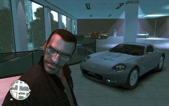 Импорт модели авто Ford Shelby GR-1 через SparkIV в Grand Theft Auto IV (GTA4)
