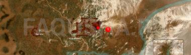 Карта задания 'Помехи' в 'Ведьмаке 3'