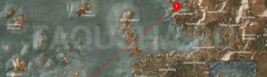 Карта задания 'Подготовка к битве' в 'Ведьмаке 3'